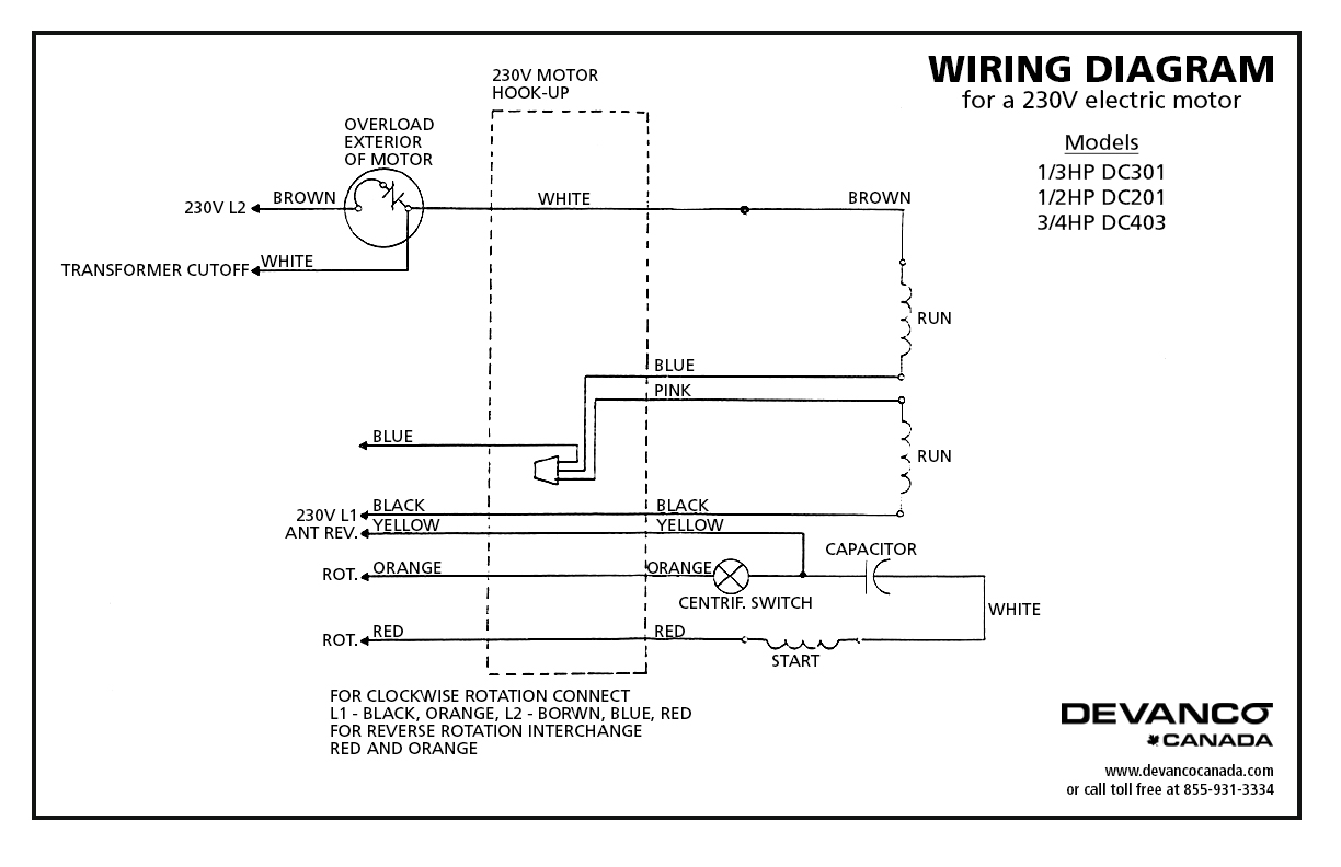 230v wiring diagram in malaysia air compressor 230v wiring diagram garage door remotes and parts - get the right garage door ... #7
